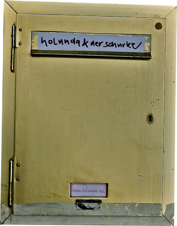 Holunda & der Schurke - Kontakt