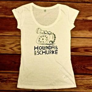 Holunda & der Schurke | T-Shirt (tailliert)