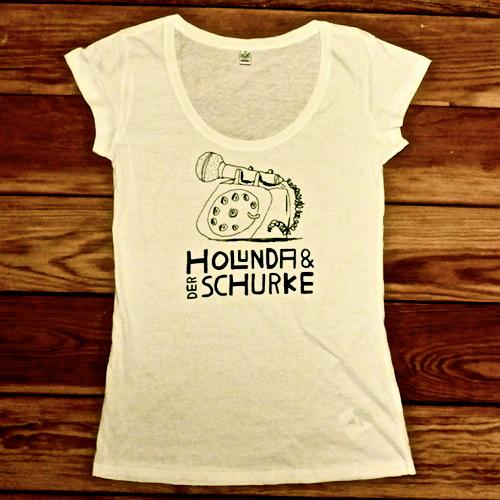 Holunda & der Schurke - T-Shirt (tailliert)