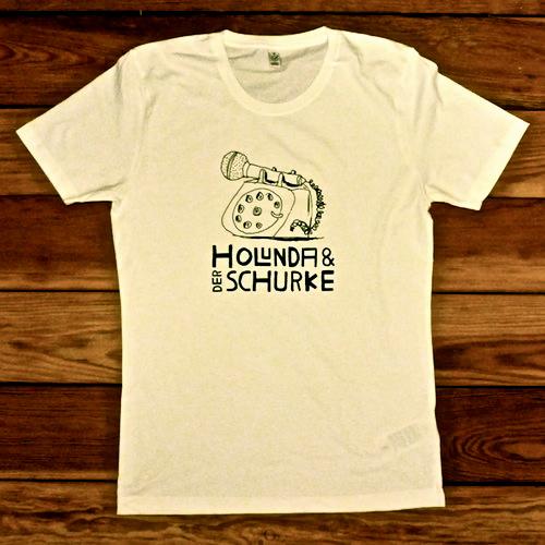 Holunda & der Schurke - T-Shirt (klassisch)