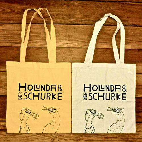 Holunda & der Schurke - Taschen