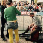 Holunda & der Schurke beim FRiNGE Festival der Ruhrfestspiele, Marktplatz Recklinghausen